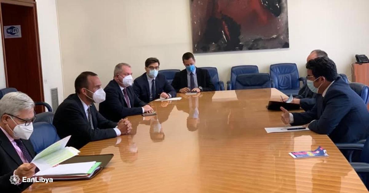 السفير الليبي بروما يدعو إلى تفعيل معاهدة الصداقة وإعادة فتح الأجواء