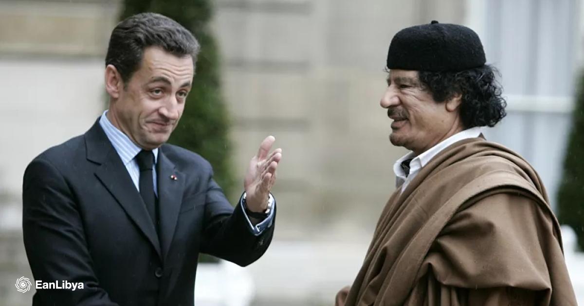 النيابة الفرنسية تُطالب بحبس «ساركوزي» - عين ليبيا