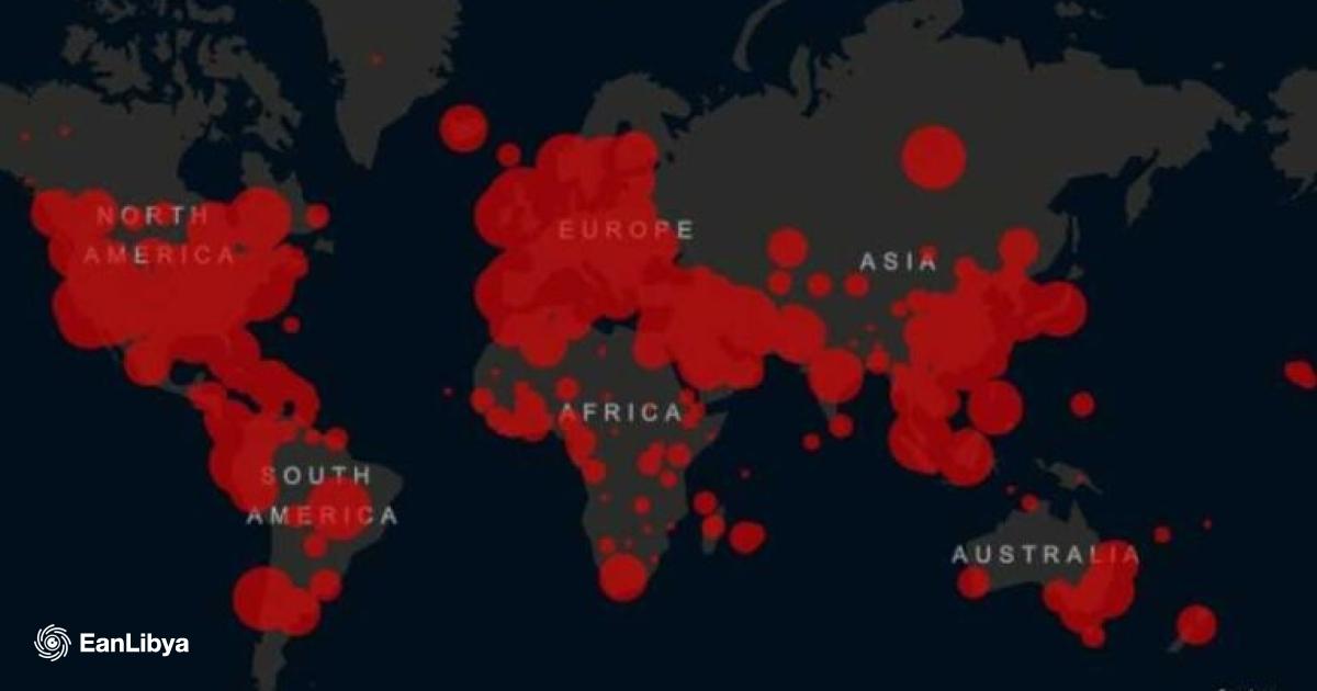 إصابات كورونا حول العالم تقترب من 222 مليون حالة