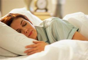 النوم يؤثر في صحة القلب