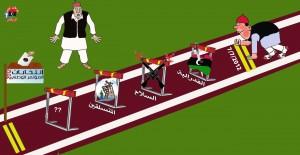 كاريكاتير مواطن ليبي