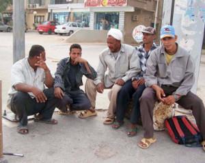 العمالة المصرية في ليبيا وتحديات العمل