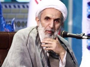 رجل الدين الإيراني مهدي طائب