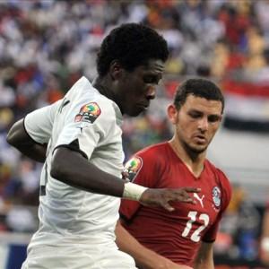 الفيفا: غانا تسحق مصر وتضع قدما في المونديال