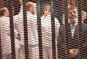 مرسي امام الاتهام الثالث