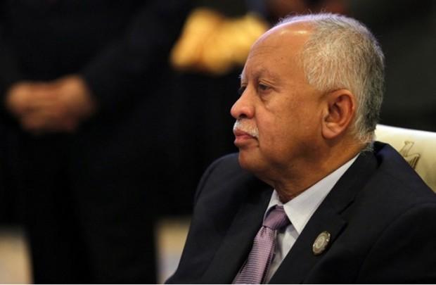 رياض ياسين قال إن الحوار يجب أن يكون ضمن شرعية هادي - أ ف ب
