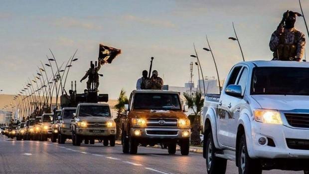 تنظيم-الدولة-يعدم-مقاتلين-معارضين-بعد-تمرد-في-مدينة-سرت