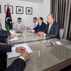 السادة أعضاء المجلس الرئاسي