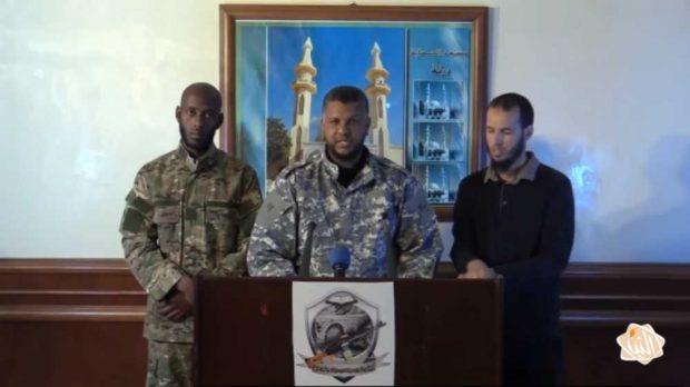 بيان مجلس شورى ثوار درنه (صورة قناة النبأ)