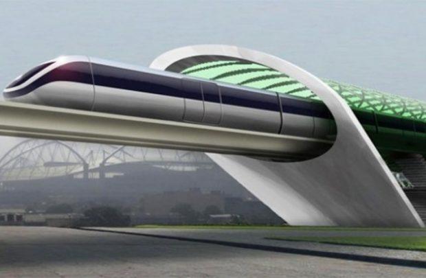 السرعة القصوى للقطار تتجاوز 1000 كيلومتر في الساعة - أرشيفية