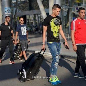 زعبية والمنير يلتحقان بمنتخب ليبيا بالقاهرة