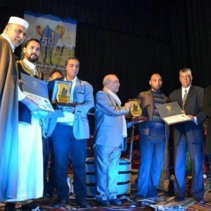 ليبيا تحتل المركز الأول في مسابقة العكاظية الشعرية بمدينة دوز التونسية