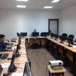 اختتام المرحلة الأولى من دورة «مبادئ الحاسوب» بوزارة العدل