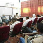 مركز سبها الطبي أول الجهات التي تبدأ بها المنطقة العسكرية ترتيباتها «الأمنية»