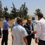 «الطاهر» يطالب «المشروعات» باتخاذ إجراءات سريعة لصيانة مستشفى الزهراء التعليمي