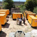 «المشروعات» تعلن توزيع 20 مولد كهربائي على مستشفيات عامة وتخصصية وقروية ومراكز صحية
