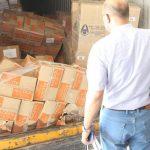 زوارة.. وصُول شحنة أدوية مُقدمة من السفارة «الإيطالية»