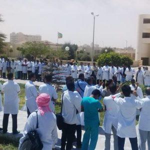 الأطباء في موريتانيا يُعلقون إضرابهم لأسبوعين لمنح فرصة للمفاوضات مع الحكومة