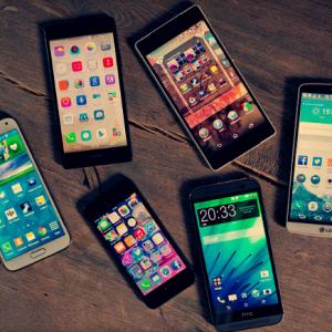 مبيعات الهواتف الذكية ترتفع بنسبة 1.3 بالمائة خلال الربع الأول من 2018