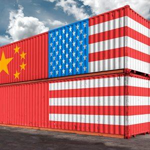 عقوبات أمريكية على البضائع الصينية المستوردة