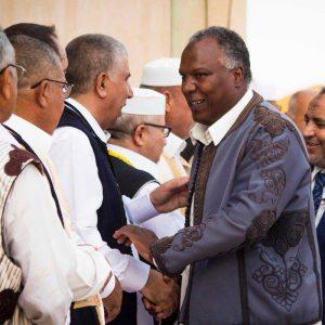 العدالة والبناء يبارك توقيع ميثاق «المصالحة» بين مصراتة وتاورغاء