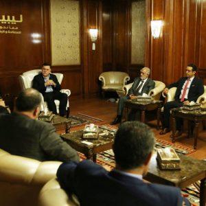 «السرّاج» يلتقي وفدا من الغرف الاقتصادية للمغرب العربي