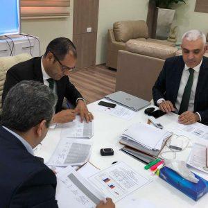 وزير التعليم يعتمد نتائج اللجنة المكلفة بفرز المتقدمين لوظائف بالملحقيات الأكاديمية بالسفارات بالخارج