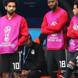 مدرب الفراعنة يستقر على تشكيلة فريقه التي ستخوض مباراة اليوم ضد روسيا