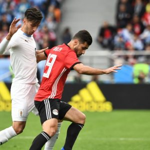 الأرقام تُسيطر على أحداث لقاء مصر والأورغواي في الجولة الأولى من كأس العالم
