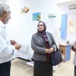 20 ألف مريض تُقّدم لهم الخدمات الطبية في مستشفى علي عمر عسكر