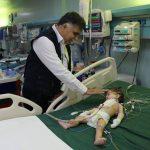 ممثل منظمة الصحة العالمية في ليبيا الدكتور جعفر حسين،يزور المركز الوطني لعلاج القلب في تاجوراء، ويؤكد التزام الأمم المتحدة بمواصلة تقديم وتمويل جراحات القلب لأطفال ليبيا بالشراكة مع المجلس الرئاسي ومؤسسة نوفيك القلبية.