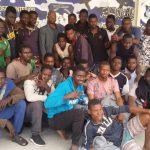 مندوب سفارة مالي يطلع على البيانات الشخصية للمهاجرين غير الشرعيين