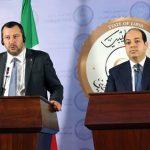 معيتيق: نرفض بشكل قطعي وجود معسكرات لإيواء المهاجرين غير الشرعيين في ليبيا