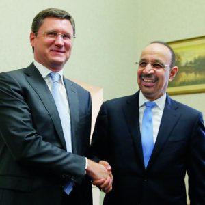 السعودية تعقد اتفاقاً مع روسيا لتعزيز وجود سوق نفط عالمية متوازنة