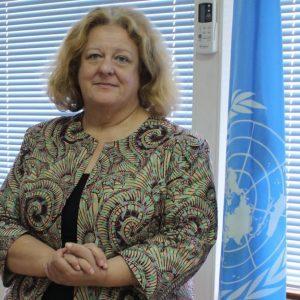 منسقة الأمم المتحدة للشؤون الإنسانية تدعو إلى وقف العمليات القتالية في درنة