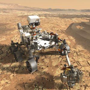 ناسا.. العثور على مواد عضوية معقدة على سطح المريخ