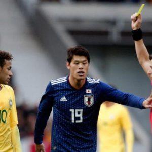 البرازيل أخشن المنتخبات وأكثرها تحصلاً على البطاقات الحمراء في تاريخ كأس العالم