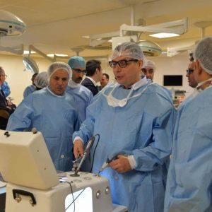 جراحة الأوعية الدموية والمناظير تجمع 15 طبيباً ليبياً في «بواتييه»
