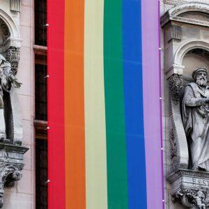 أفراد من دول مسلمة يشاركون في دورة ألعاب للمثليين في فرنسا