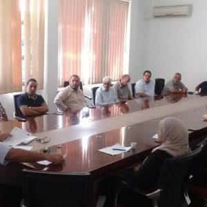 بنغازي.. قسم الصحة المدرسية بمكتب الرعاية الصحية الأولية يجتمع بمنسقي الصحة المدرسية