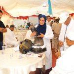 تقديم خدمات صحية لأفواج حجاج المنطقة الشرقية أثناء مغارتهم إلى الأراضي المقدسة