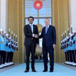 قطر توقع اتفاقية لمبادلة العملات مع تركيا دعماً لاقتصادها وتحدياً للعقوبات