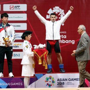 الذهبية الأولى للعراق تسطع في سماء إندونيسيا خلال دورة الألعاب الآسيوية