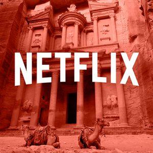 نيتفليكس.. وأول مسلسل باللغة العربية