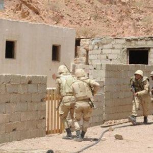 اشتباكات بمنطقة العريش في مصر تُسفر عن مصرع 11 إرهابياً