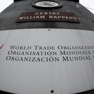 تهديد أمريكي بالانسحاب من منظمة التجارة العالمية