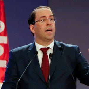 تجميد عضوية رئيس الوزراء التونسي في حزبه