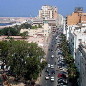 تواصل برنامج الكشف الطبي لتلاميذ الصف الأول ابتدائي الجدد في مدينة بنغازي