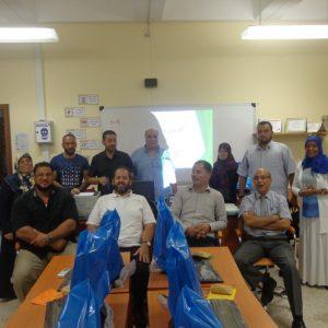 «أكبر درس في العالم» يصل ليبيا
