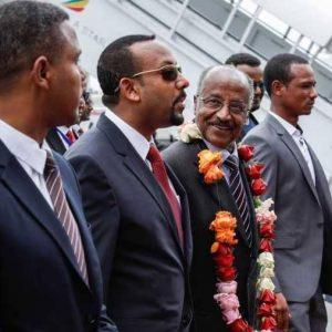 اتفاقية سلام بين إثيوبيا وإريتريا برعاية أممية سعودية